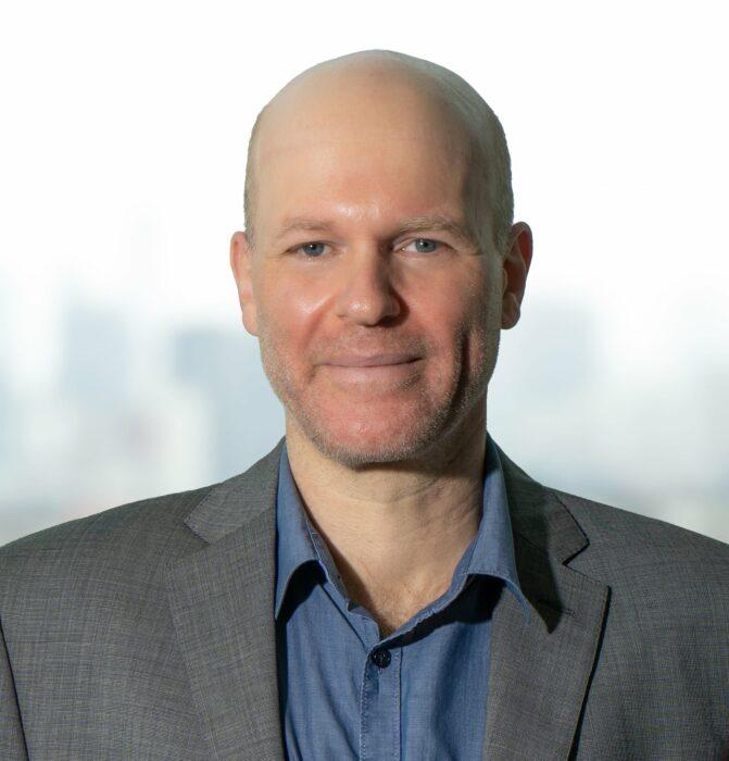 Martin Brenner headshot